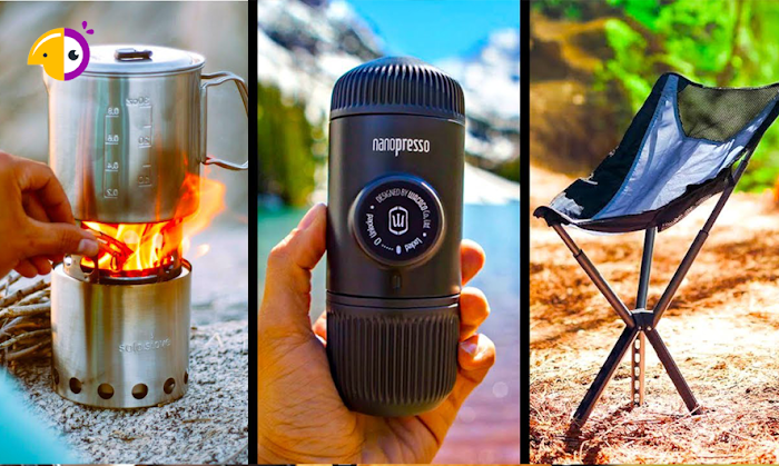 Top 10 Amazing Camping Gadgets for Glamping You Must Buy