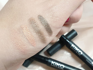 Kiko stick creamy eyeshadow