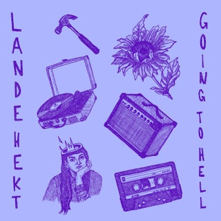 Lande Hekt - Going to Hell Music Album Reviews