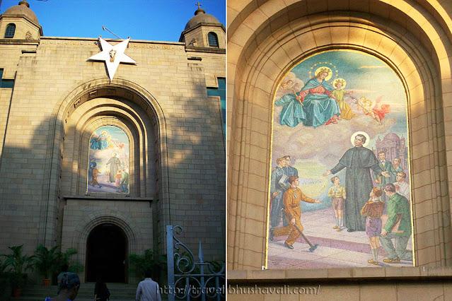 Don Bosco's Madonna Church, Matunga, Mumbai