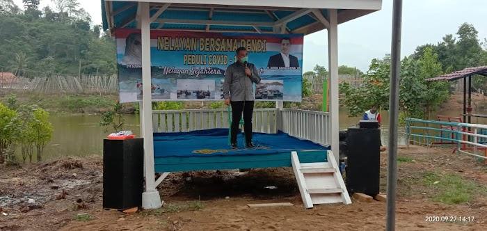 Masyarakat Nelayan Kabupaten Pesawaran Harapkan Dendi Lanjutkan Kepemimpinan