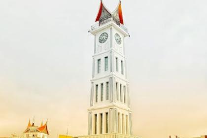 7 wisata di Sumatera barat yang wajib di kunjungi