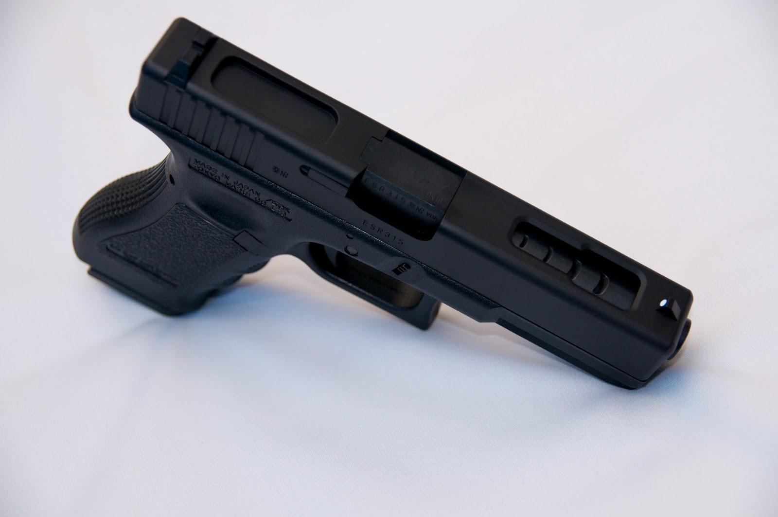 Wired C A T S : Glock 18C