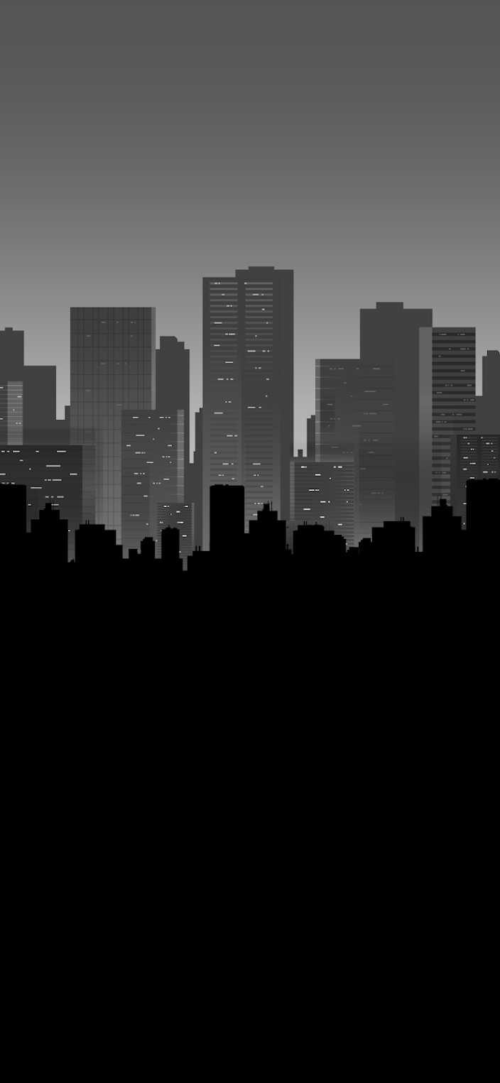 v3 City amoled wallpaper hd