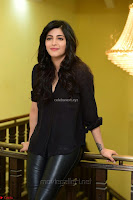 Shruti Haasan Looks Stunning trendy cool in Black relaxed Shirt and Tight Leather Pants ~ .com Exclusive Pics 051.jpg