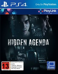 Hidden Agenda Arabic