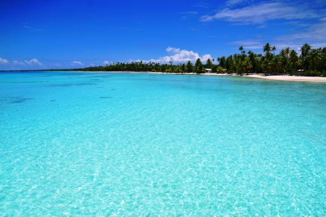 Tikehau, uma das mais belas ilhas da Polinésia Francesa