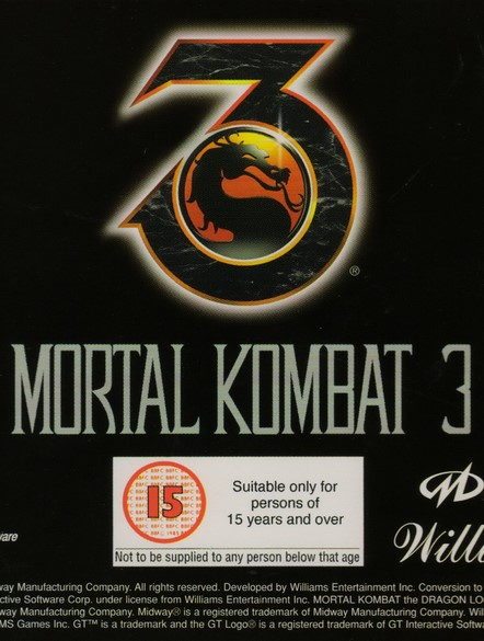 Mortal Kombat 3 (Mk3) PC Full | Descargar