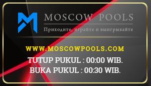 PREDIKSI MOSCOW POOLS HARI SENIN 23 APRIL 2018