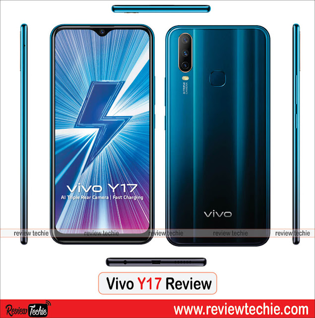 Vivo Y17 Review