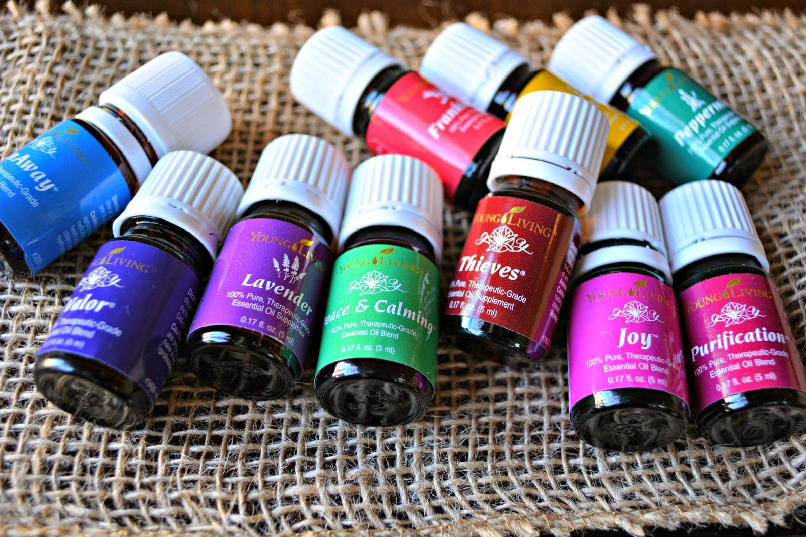 young living essential oils @mamahall