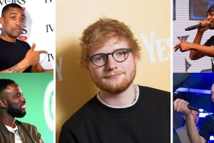 Ed Sheeran's No. 5 Collaborations Project: The album you might not know about