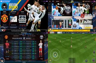 DLS 2020 VIP Mod C.Ronaldo 2020 Update By Andi Pratomo