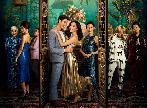 crazy rich asians, best feel good movie to watch during lockdown