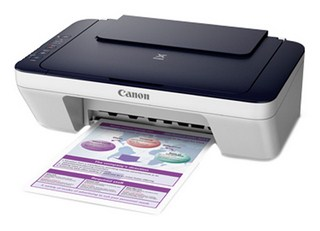 Canon PIXMA E400 Printer Drivers Download