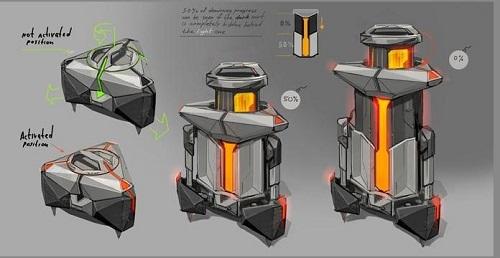 Spike - Một loài vũ khí khác ngoài ra loài súng trong trò chơi Valorant