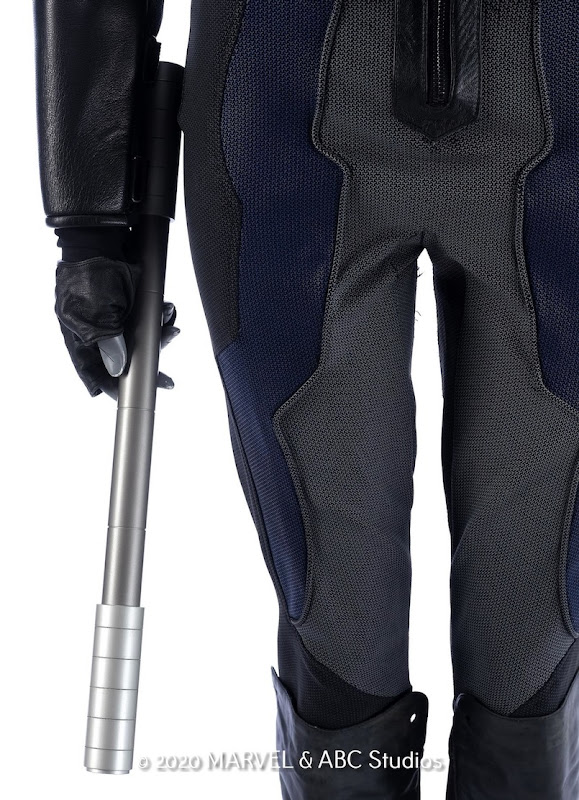 Agents of SHIELD Mockingbird costume baton