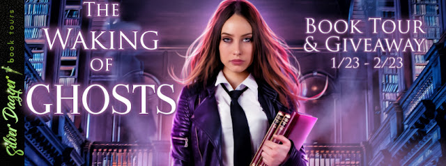 Review - The Waking of Ghosts by Lilliana Rose