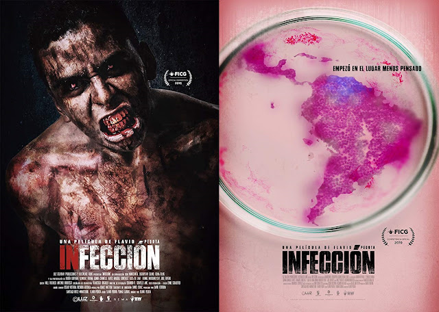 Infección (poster)
