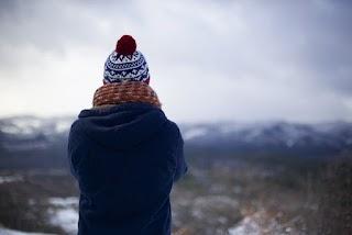 Як перед сном попросити про невидиму допомогу. Історія про шарф