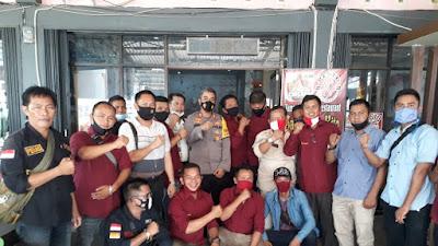Agar Bersenergi: Kapolres Merangin Ajak 'PEDAS ' Bersilaturahmi