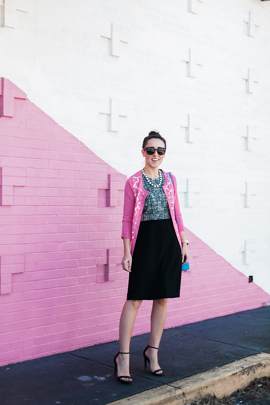 Here&Now: simple teacher style outfits
