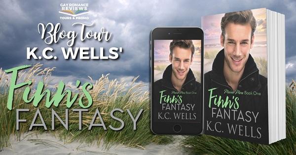 Blog Tour. K.C. Wells Finn's Fantasy,