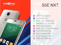 Cara Flash Dan Firmware Advan S5E Nxt By_Filehandphone.com