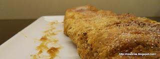 Καραμελένια μηλόπιτα στα γρήγορα - Apple pie with soft cream toffee