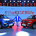 Renault KIGER - the sporty sub compact SUV makes its debut in India