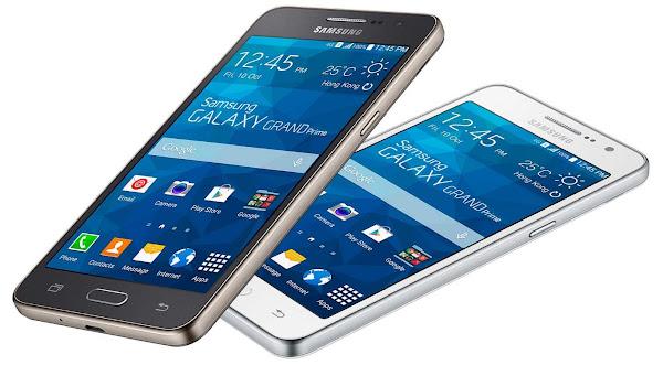 Cara Root Samsung Galaxy Prime Duos