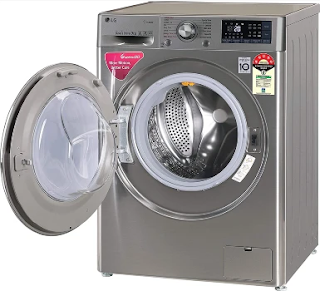 LG 9 Kg Inverter Wi-Fi Fully Automatic Front Loading Washing Machine (FHT1409ZWS)