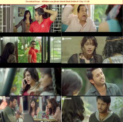Heart Attack 2014 Hindi Dubbed Full HD Movie