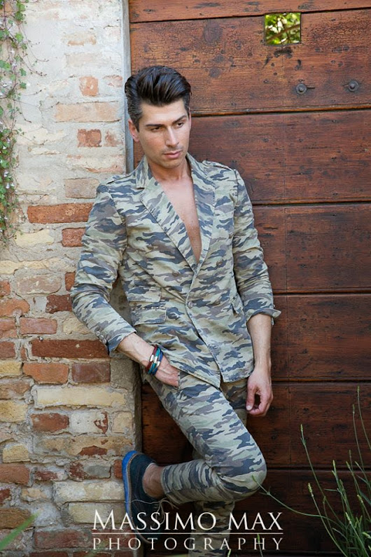 Camouflage style | LIFE STYLE BY GIANLUCA MATTIOZZI