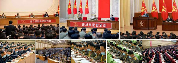 (3) Inter-sector Consultative Meetings of Eighth WPK Congress, January 11, 2021