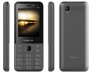 Symphony D105 Feature, Specification, Price In Bangladesh