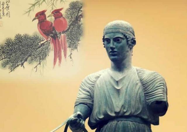 Ενας Μύθος Για Τους Έλληνες Και Τους Κινέζους… Μια Ιστορία Που Αξίζει Να Γνωρίζετε