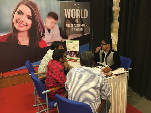 Why Consultants in Mumbai  is the best option to Study Abroad