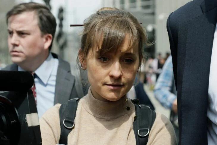 Actriz Allison Mack fue sentenciada a 3 años de prisión
