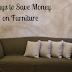 15 Ways to Save Money on Furniture