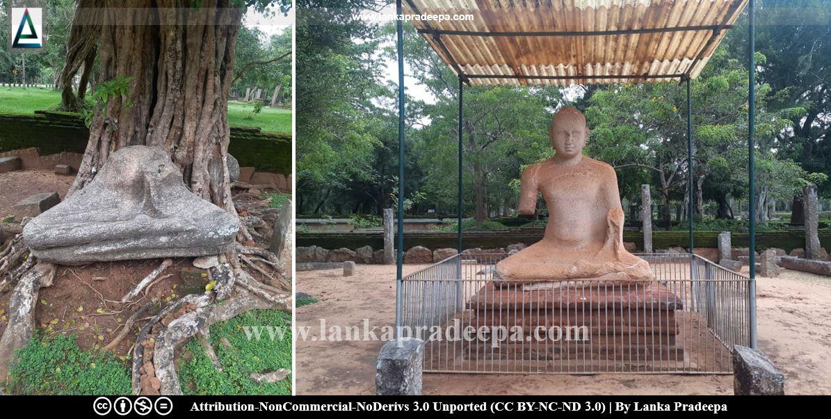 Second Samadhi Statue and Bodhigharaya II