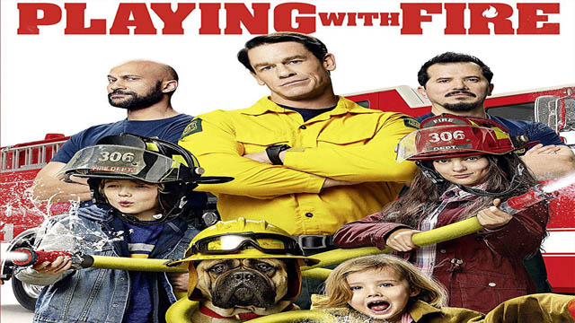 Playing With Fire (2019) Hindi Dubbed Movie [ 720p + 1080p ] BluRay Download