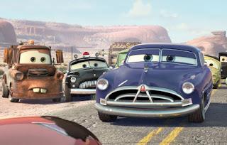cars 3, doc hudson, doc hudson tiada dalam cars 3, review filem animasi cars 3, review filem cars 3 malaysia, bersara atau terus berjuang,