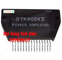 IC STK4024II điện tử