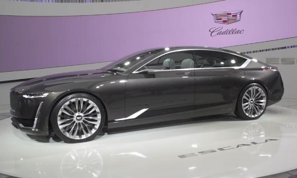 2018 Cadillac Eldorado Various Positive Changes In The Interior