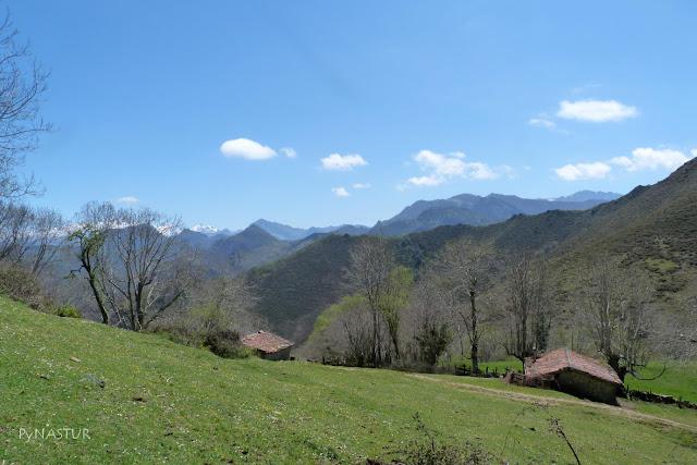 Majada del Corralín - Asturias