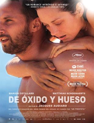 descargar De Oxido y Hueso (2012), De Oxido y Hueso (2012) español