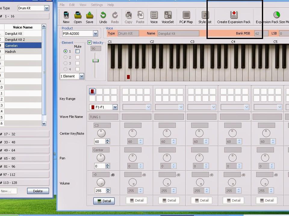 Download Expansion Voice Editor Gratis