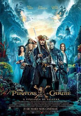 Capa Piratas do Caribe 5: Os Mortos Não Contam Histórias Torrent 720p 1080p 4k Dublado Baixar