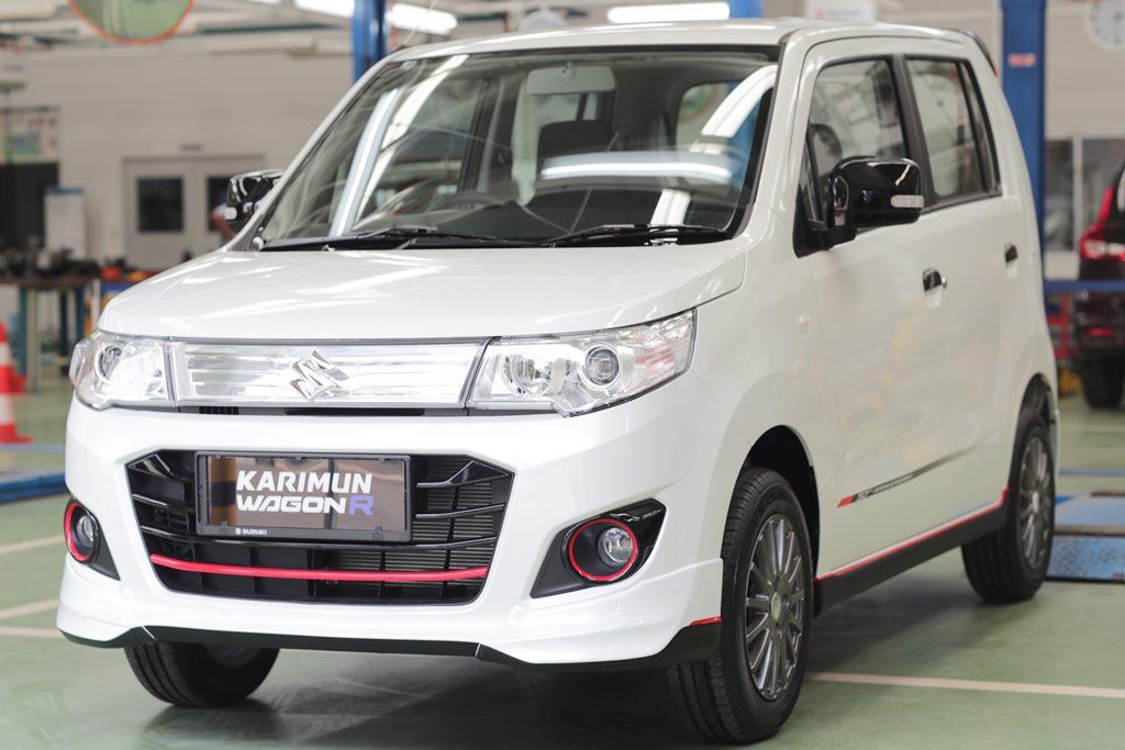 Karimun Wagon R Tingkatkan Penjualan Suzuki